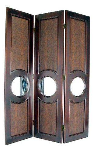 Wayborn Furniture 5320 Poker Screen Room Divider, Brown by Wayborn Furniture. $424.10. Finish/Color:Brown Poker Screen. Save 30% Off!