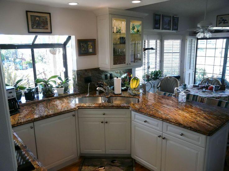 Best 32 Best 2003 Corner Sink Makes Small Kitchen Function 400 x 300