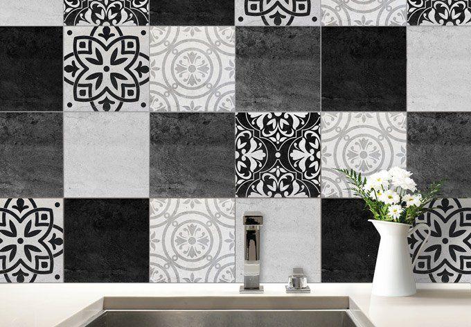 1000 id es sur le th me stickers carrelage sur pinterest carrelage pour cuisine stickers pour. Black Bedroom Furniture Sets. Home Design Ideas