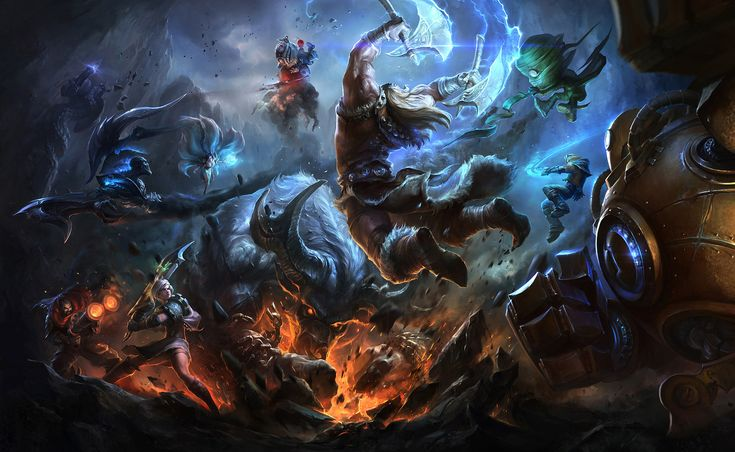 Les batailles épiques d'heroic fantasy de Su Ke   Design Spartan : Art digital, digital painting, webdesign, illustration et inspiration…