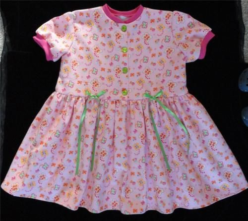 Annemarie Adult Sissy Baby Girl Dress Quot Butterfly Garden