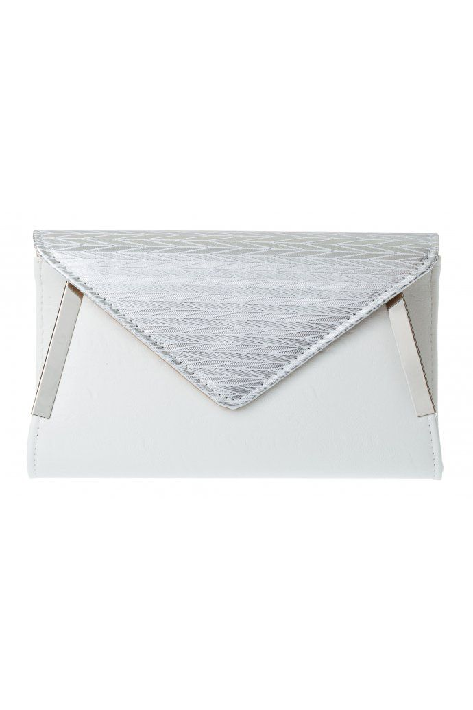 Clare Side Metal Clutch