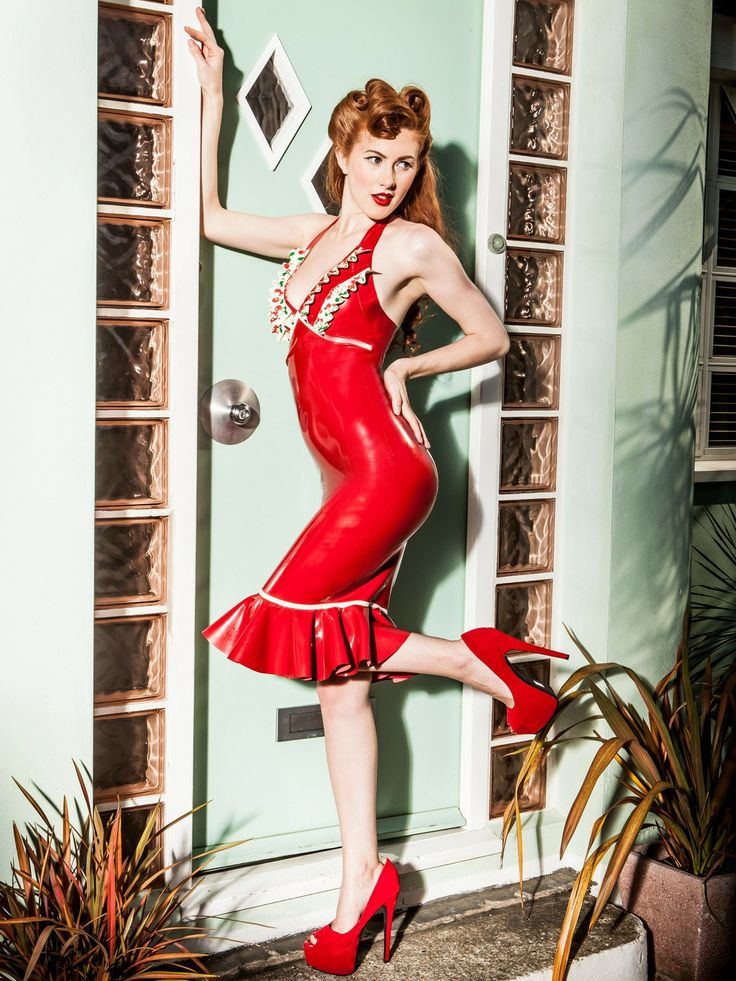 Skin Two latex collection - Cherry Belle.   http://www.skintwo.co.uk/shop/catalogue/cherry-belle.html