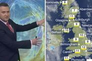UK weather forecast: When will Beast from the East 2.0 hit the UK? -  Forecasters said another burst of Siberian air will sweep across the UK this weekend bringing in colder air and a return of nighttime frost.  This week low pressure will be in control of the weather bringing in heavy rain marking a miserable week of wet weather.  Alex Deakin Met Office metrologist said: As we go into the weekend a large area of high pressure over Scandinvaia starts to take control it rings out those…