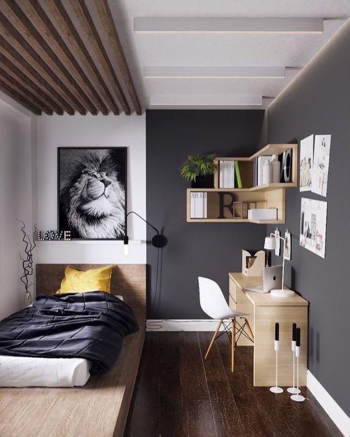 27 Small Bedroom Ideas Design Minimalist And Simple Small