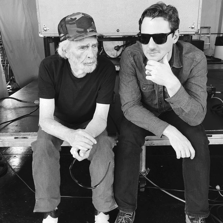 Merle Haggard and Sturgill Simpson