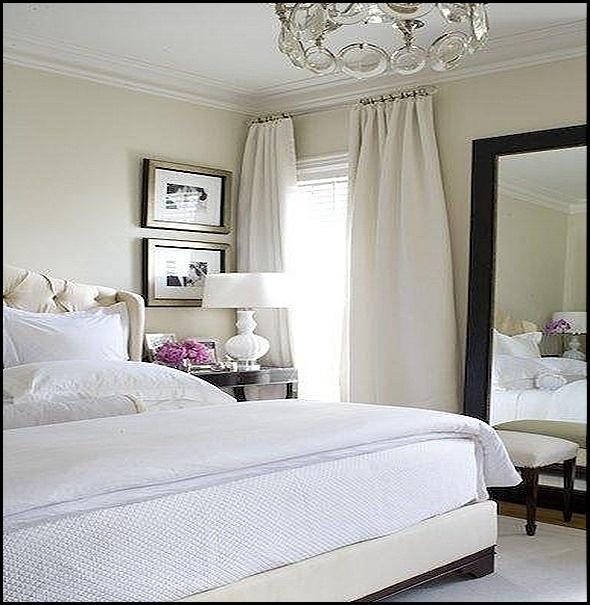 Die 40 besten Bilder zu Bedrooms auf Pinterest Wandfarbe Farbtöne - schlafzimmer braun weiß