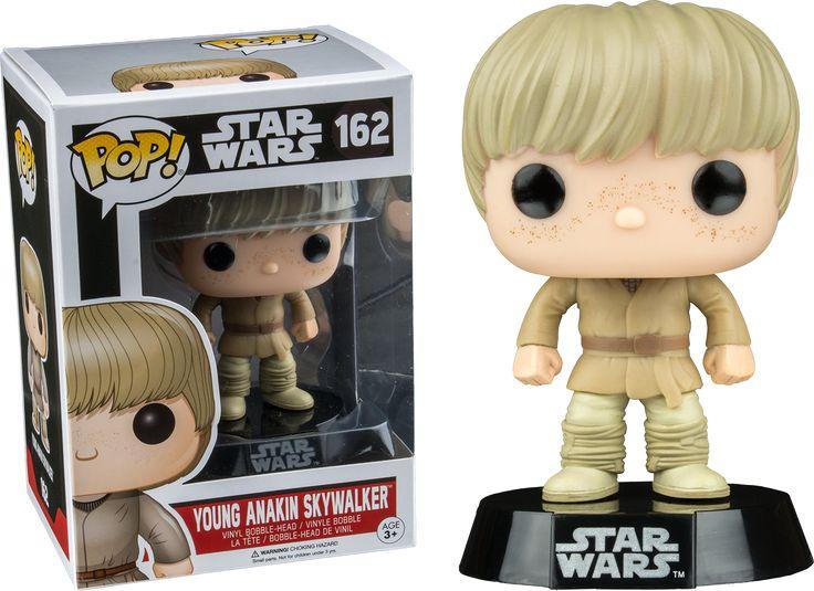 Pop! Star Wars - Young Anakin Skywalker