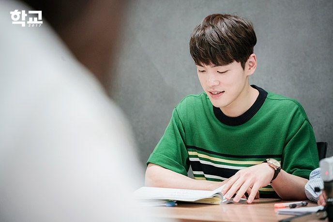 현장스틸 > 촬영 현장 > 학교 2017 > 드라마 > KBS