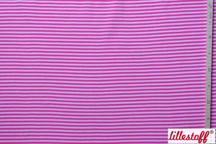 lillestoff » Bündchen, glatt rosa/himbeer « // hier erhältlich: http://www.lillestoff.com/buendchen-glatt-rosahimbeer-4141.html
