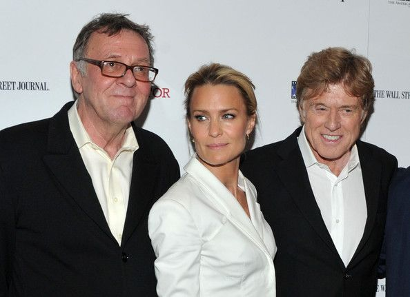 "Robert Redford and Robin Wright Penn - ""The Conspirator"" New York Premiere"