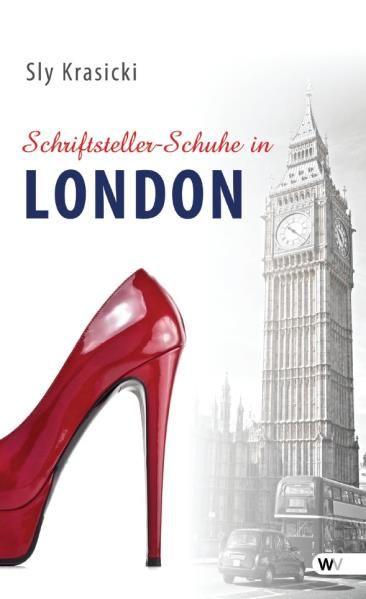 Schriftsteller-Schuhe in London