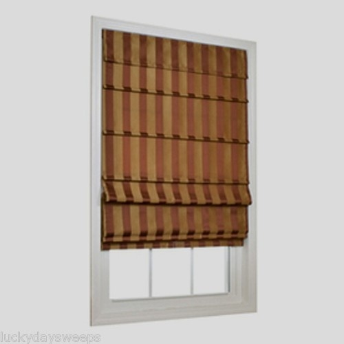 Roman Blinds For The Bedroom