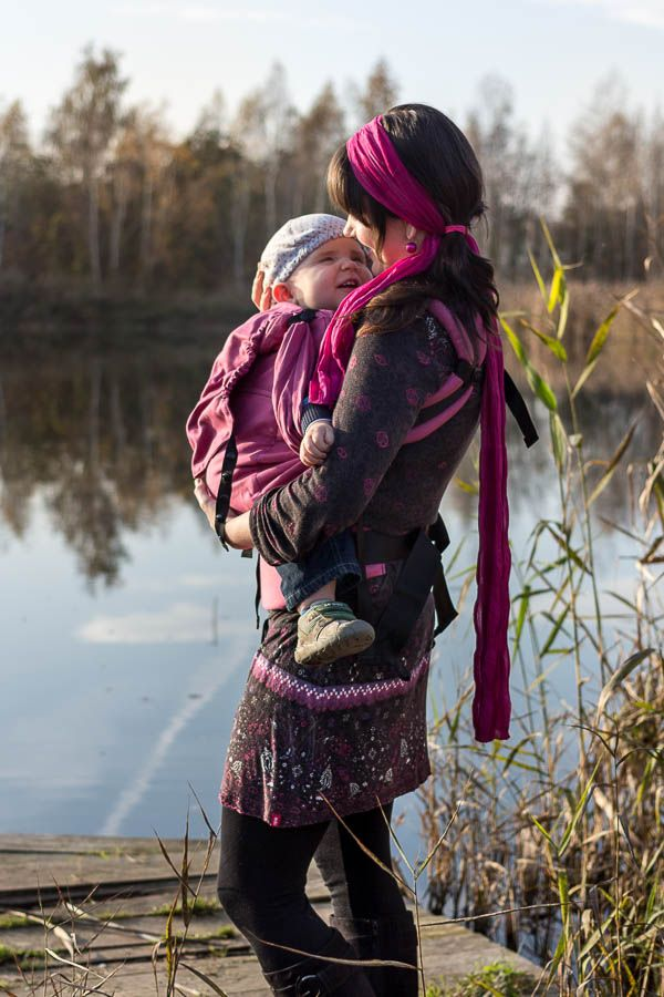 emeibaby Toddler Plus Size Tragehilfe Kopforttrage Babytrage Fullbuckle