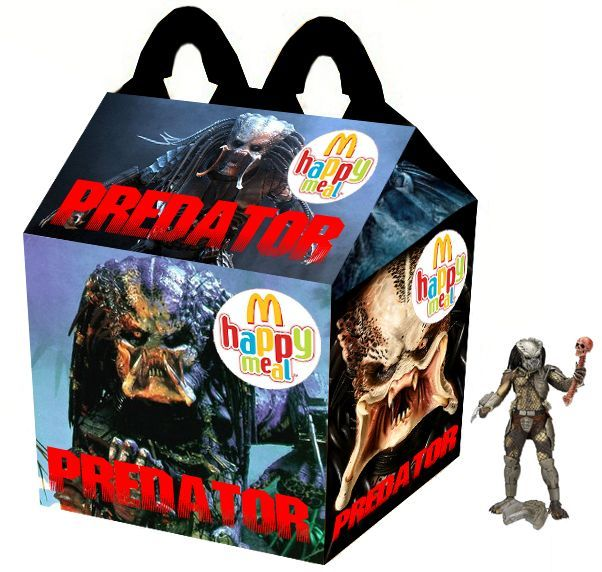 """Funny happy meal 