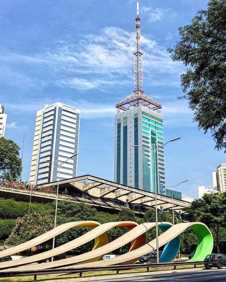 """2,643 curtidas, 10 comentários - Projeto São Paulo City (@saopaulocity) no Instagram: """"Avenida 23 de Maio by @miguelitogarcia #saopaulocity #EuVivoSP #23demaio"""""""