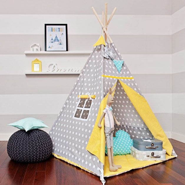1000 Ideas About Teepee Kids On Pinterest Reading Nooks