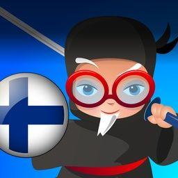 Professor Ninja Finnish / Video App Preview (Trailer for iPhone)