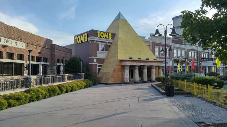 Buy tickets online to the Tomb attraction in Pigeon Forge, Tennessee. We offer the best savings to all Pigeon Forge and Gatlinburg attractions, shows, and lodging.
