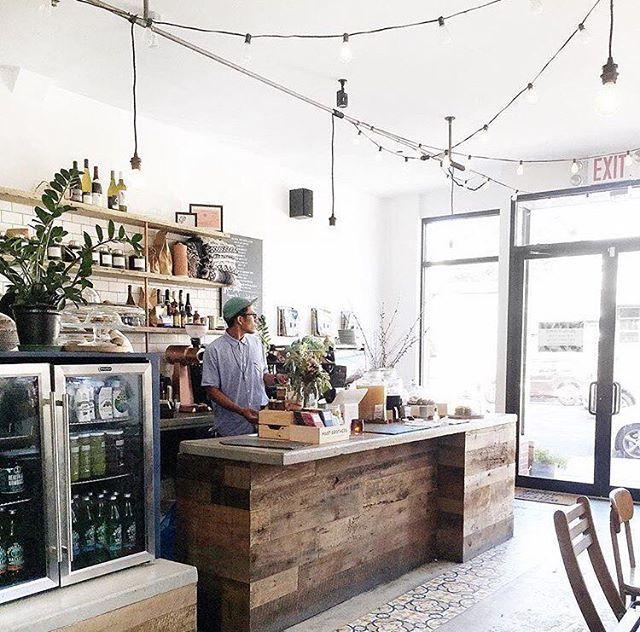 Stonefruit Espresso Brooklyn --> @therxesa