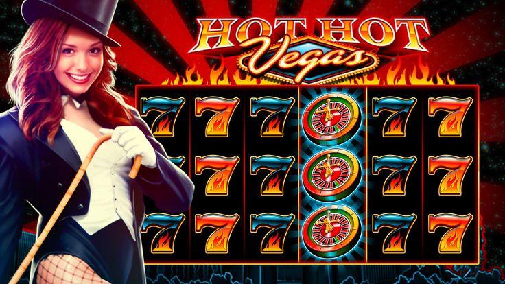 Hot, Hot Vegas Slot Machine | House of Fun