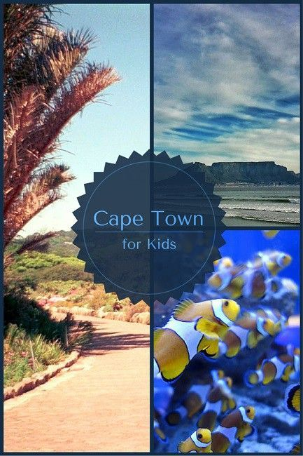 Discover some fun things to do in Cape Town for Kids when you are on a family holiday in South Africa http://toddlersontour.com.au/cape-town-kids/