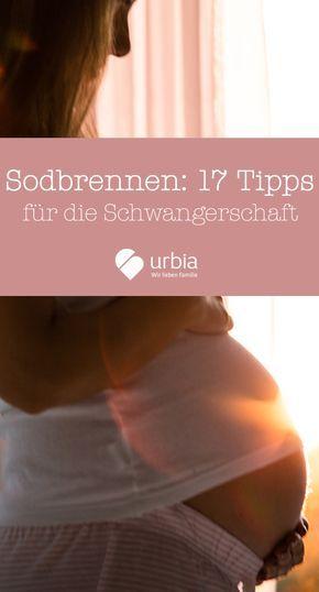 Sodbrennen in der Schwangerschaft – und jetzt? Hast du schon mal überlegt, ein anderes Wasser zu kaufen? Oder den Geheimtipp Senf probiert? Unsere urbia-Userinnen haben hilfreiche Tipps für werden Mamas, die von aufsteigender Magensäure geplagt werden.