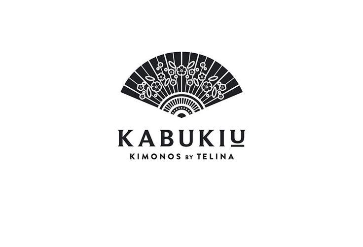 Kabukiu Kimonos by Telina logo Design by Dessein, Australia