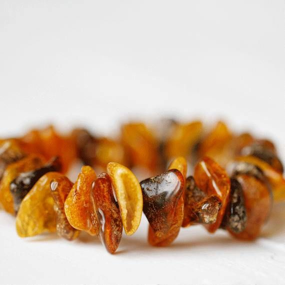 Feel the power of Baltic Amber!