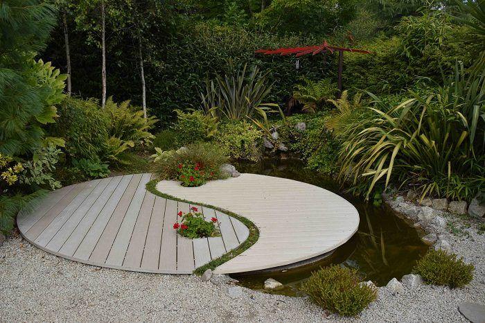 How to Make a Feng Shui garden | Feng Shui Plants and Garden Design
