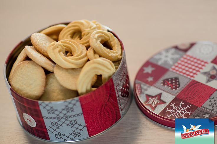 Biscotti danesi alla vaniglia