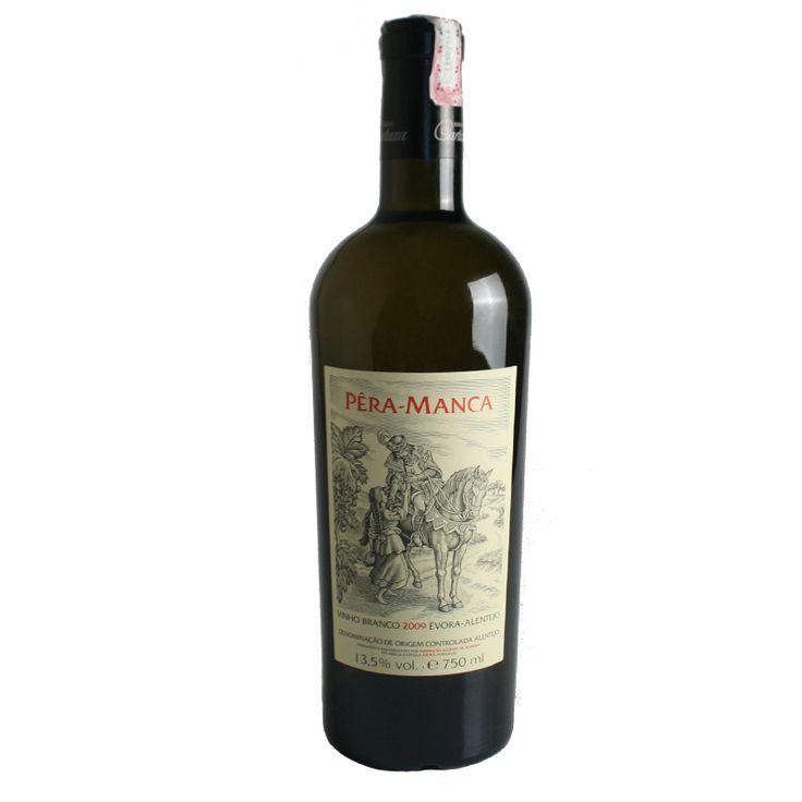 Vinho Pera Manca 2012 Branco Portugal 750 ml - Bacco´s