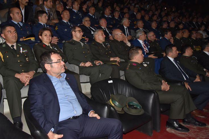 Odamız Yönetim Kurulu Başkan Yardımcısı İsmail Köroğlu, 10 Kasım Atatürk´ü Anma Törenlerine Katıldı
