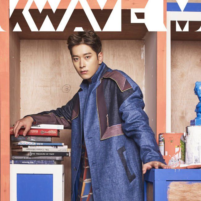KWAVE M Special Issue - Lee Sang Bong S/S 2017 (Chansung)