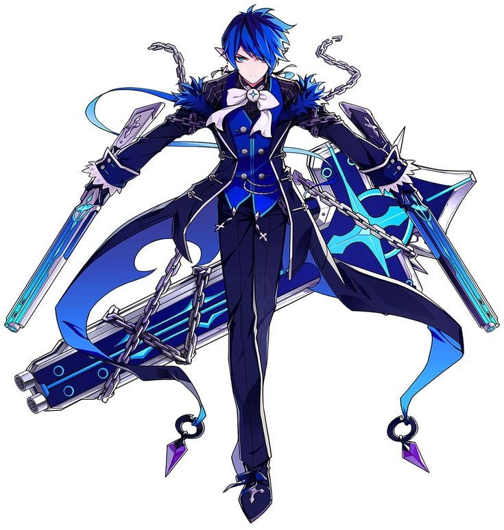 Royal Guard from Elsword