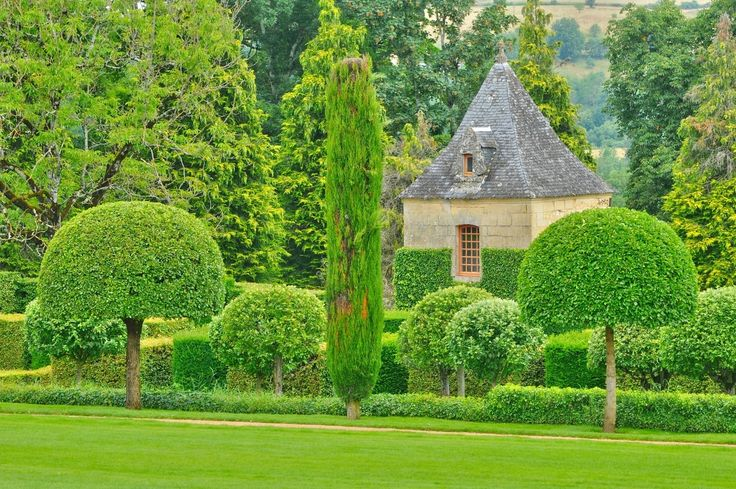 Le jardin d'Eyrignac