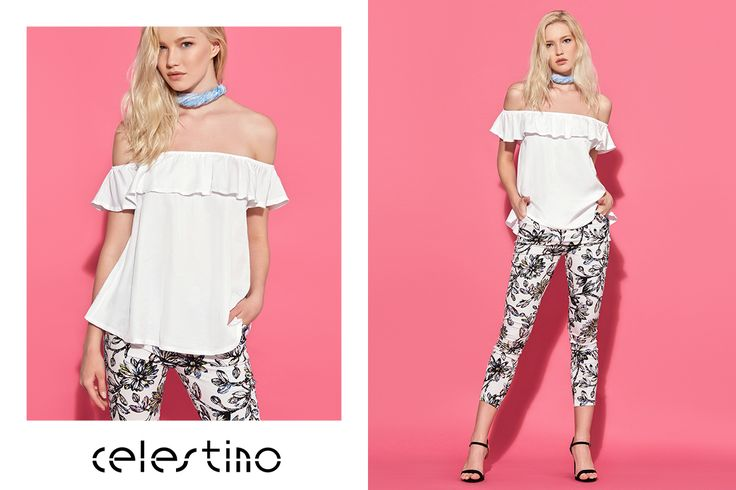 Floral prints for fashionistas. Happy Monday gorgeous! #florals #ootd #outfits #Celestino #fashion #outfits
