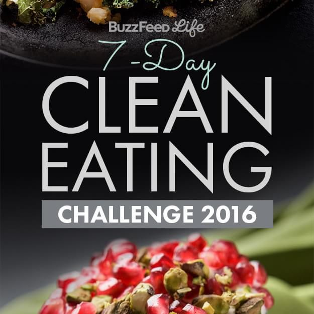 Here's Exactly How To Prep And Shop For BuzzFeed's 7-Day Clean Eating...