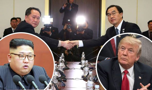North And South Korea Could Unite Against The Us After Shock