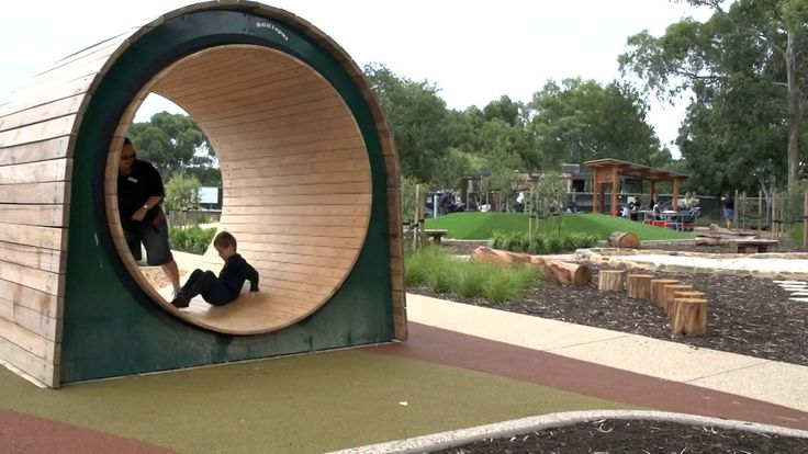 Bonython Park playspace. A new playground set to open in the city's north-west on Sunday, has been given the tick of approval by a group of children with hearing, vision and mobility impairments.   More than 20 children from Kilparrin Teaching and Assessment School were invited to preview the Bonython Park Activity Hub this week to test-drive the play equipment; including a 25 metre flying-fox, wheel-chair accessible merry-go-round and giant mouse wheel.   The $3 Million Activity Hub…