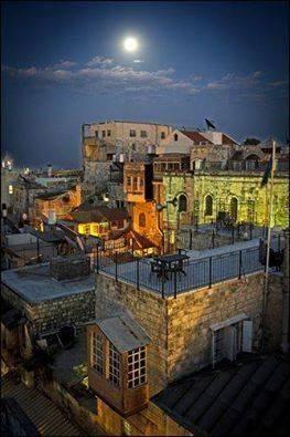 Old Jerusalem, Israel