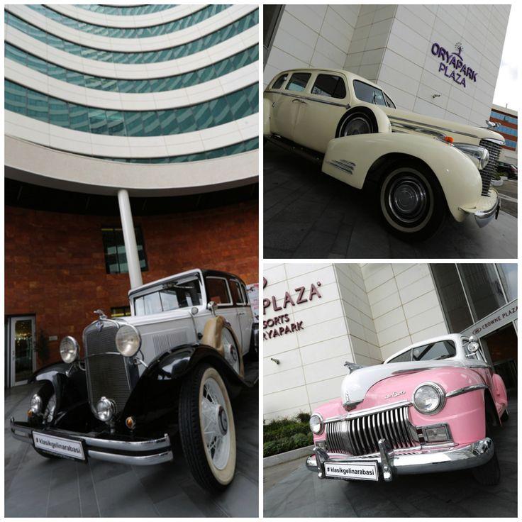 Düğünden sonra da konuşulmak isteyen çiftler için en beğenilen klasik arabaları Mutlu Düğünler Atölyesi'nde topladık. #mutludüğünleratölyesi #crowneplazaoryapark #cporyapark #düğün #antikaarabalar #gelinarabası #düğünarabası #etkinlik #kına #nişan #gelin #damat #düğünhazırlıkları #düğünorganizasyon #kırdüğünü #düğünmekanı #dans #nikah #dekorasyon #düğündekorları #gelinlik #gelinliktasarımı #duvak #gelinduvağı #gelinsaçı #gelinmakyajı #düğünöncesi…