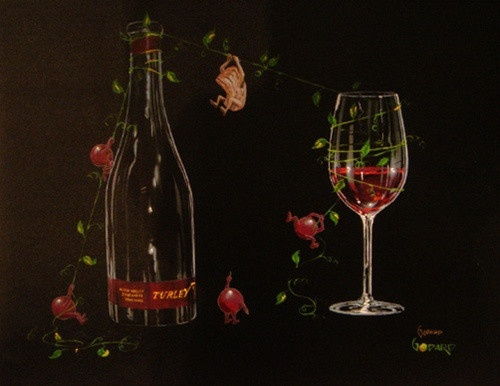 Michael Godard Turley Wine s N and All Other Michael Godard Prints   eBay