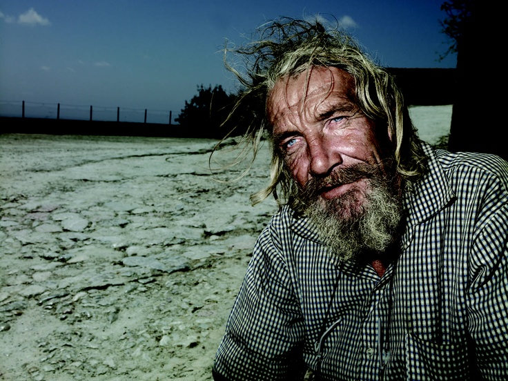 Alex Telfer - Portraits