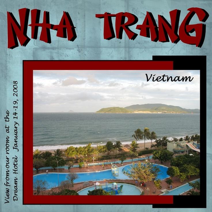 Nha Trang - Scrapbook.com
