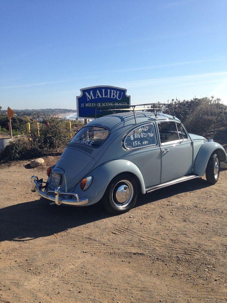 For Sale — L639 Zenith Blue '67 Beetle.