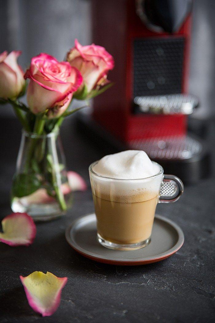 Cappuccino à la rose