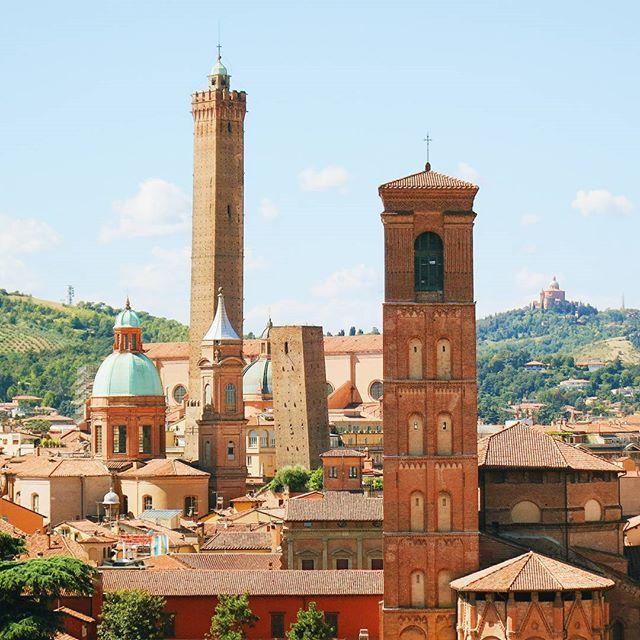 Fantastic view of Bologna