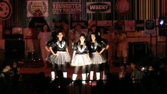Dominique Dancer in BSS Student Festival 2012
