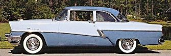 1956 Mercury car..I bet Jack still wishes he had it..our dating car..